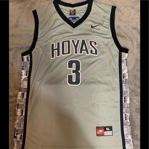 Allen Iverson #3 Georgetown Hoyas Jersey